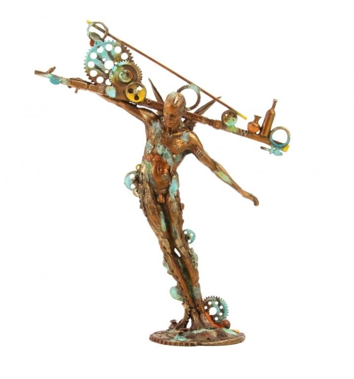 NANO LOPEZ ARTIST - Balance Man by Nano Lopez Artist i