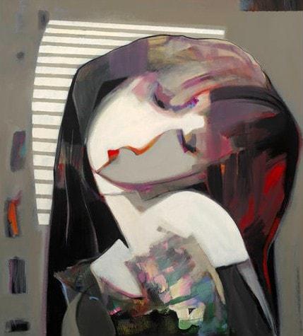 Nika by Hessam Abrishami 20 x 18
