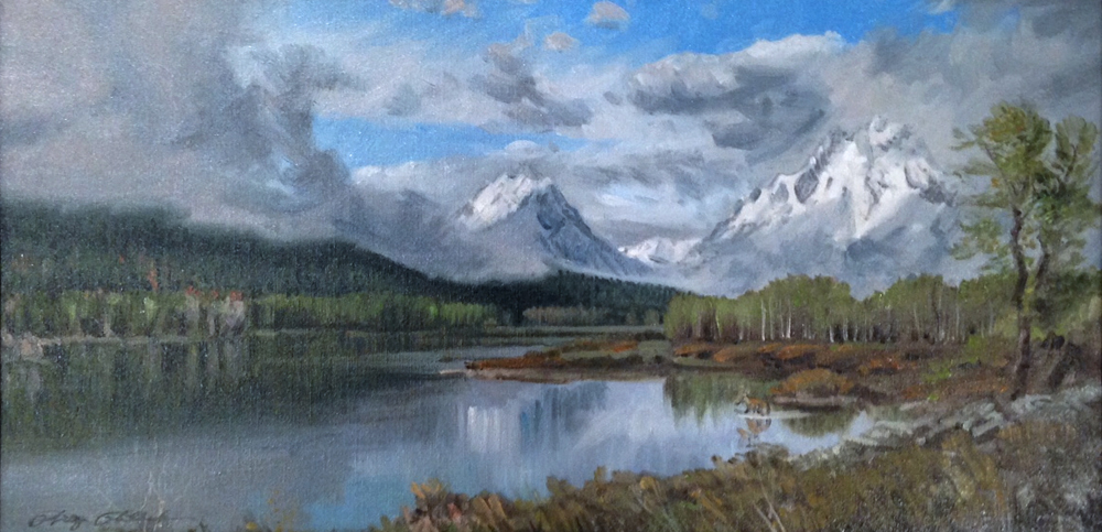 Oxbow Bend by Phillip Philbeck
