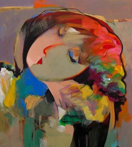 Pega by Hessam Abrishami 20 x 18