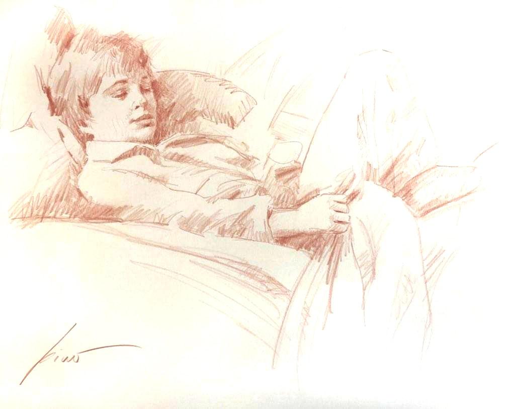 Pino Sketch Boy 2