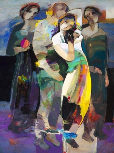 Precious by Hessam Abrishami 40 x 30