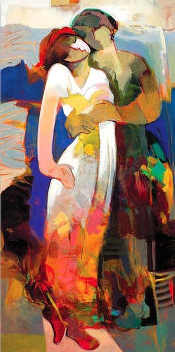 Pure Impression by Hessam Abrishami 48 x 24