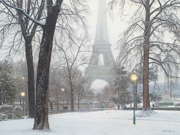 ROD CHASE ARTIST - A Foggy Day in Paris