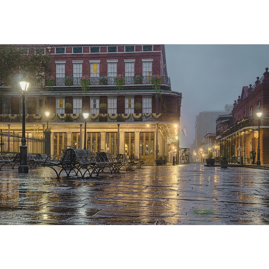 ROD CHASE ARTIST - New Orleans by Rod Chase