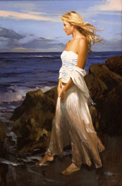 Richard Johnson Arising 36 x 24
