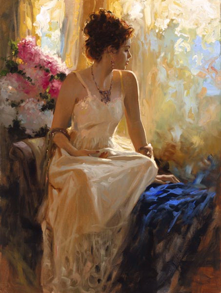 Richard Johnson Artist Aurora 40 x 30