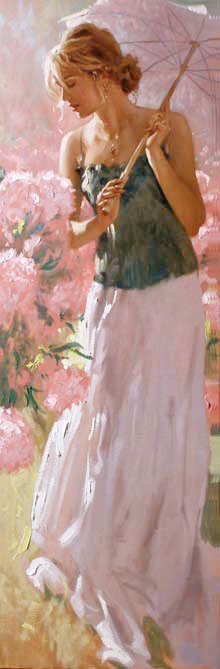 Richard Johnson Artist Pause 36 x 12