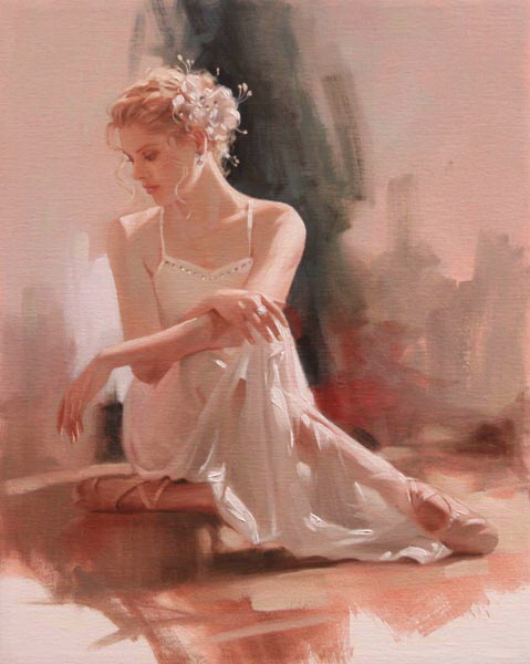 Richard Johnson Lyraca 20 x 16