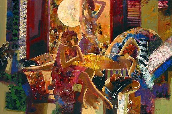 SABZI ARTIST - Summer Nights Sabzi Artist