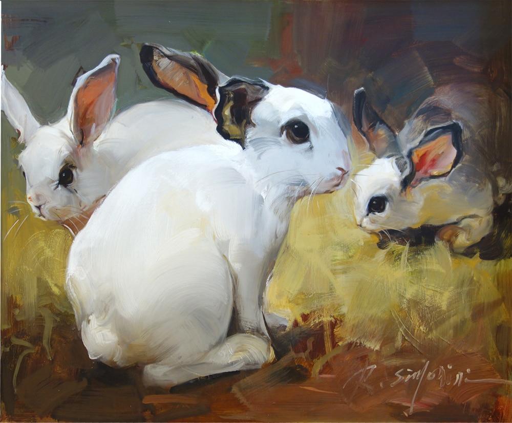 SIMONINI - Bunnies 20 x 24