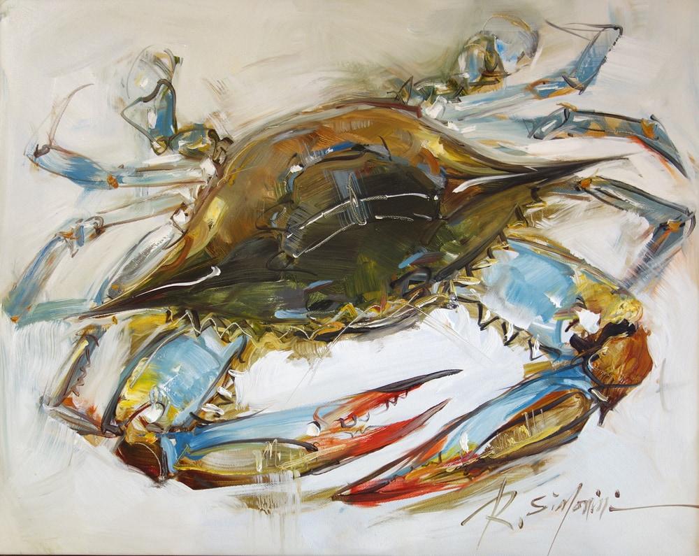 SIMONINI - Crab 16 x20