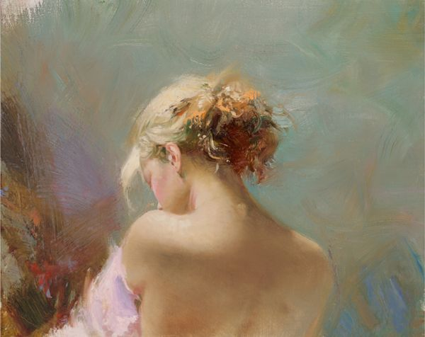 SOLD OUT Desire by Artist Pino Daeni Artwork