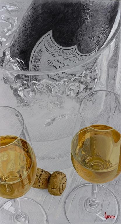 THOMAS ARVID ARTIST - Breaking The Ice