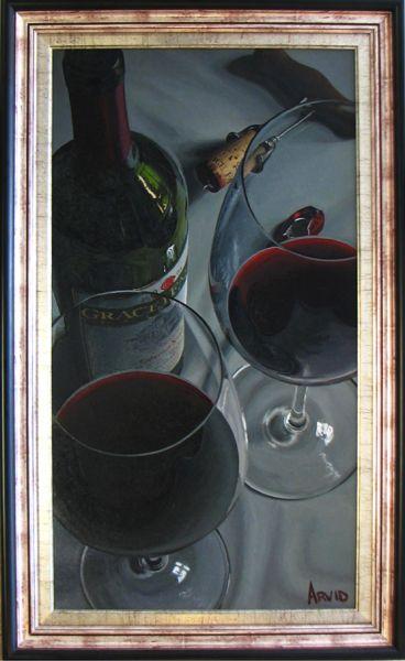 THOMAS ARVID ARTIST - Original Painting
