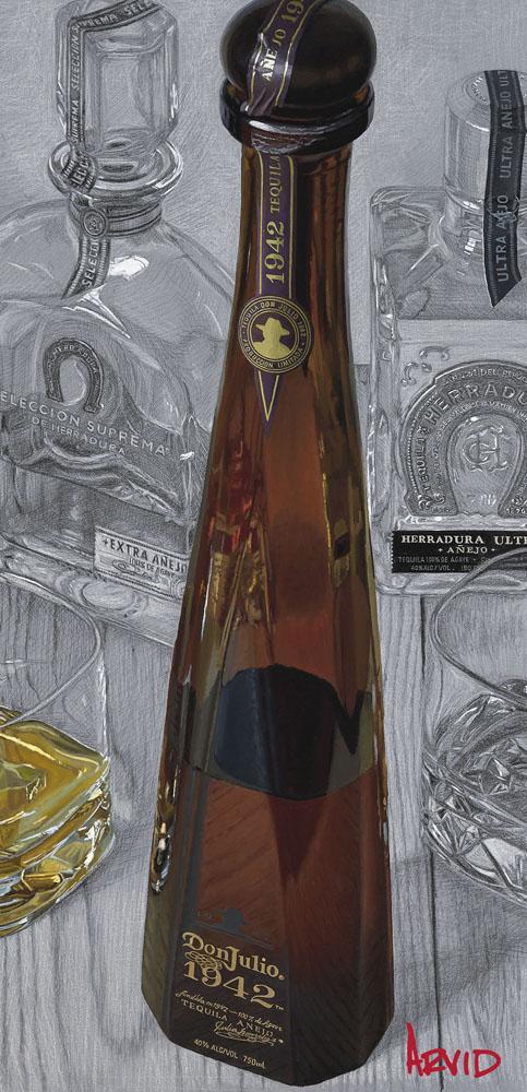 THOMAS ARVID Bonita Tequila