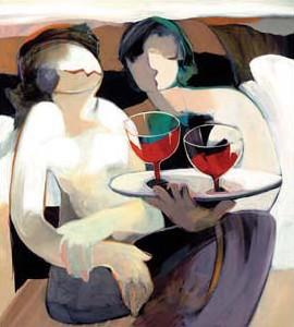 Taste of Tuscany by Hessam Abrishami 20 x 18