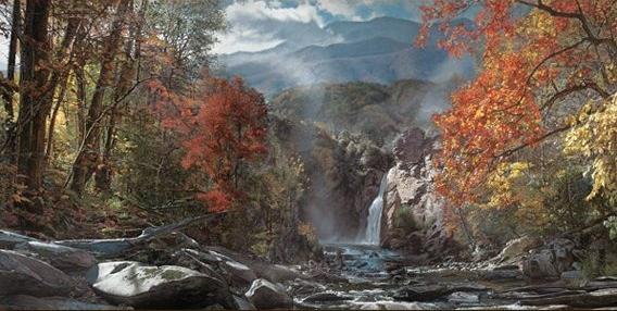 smoky mountain gradeur by Phillip Philbeck