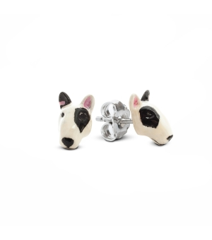 DOG-FEVER-ENAMELLED-DOG-EARRINGS-bull-terrier-enameled-earrings - Copy