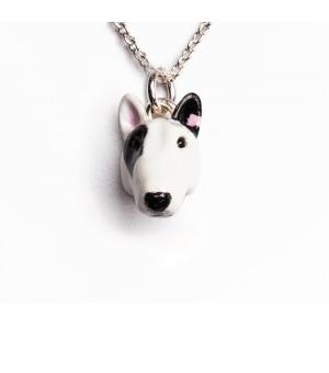 DOG-FEVER-ENAMELLED-HEAD-PENDANT-bull-terrier - Copy