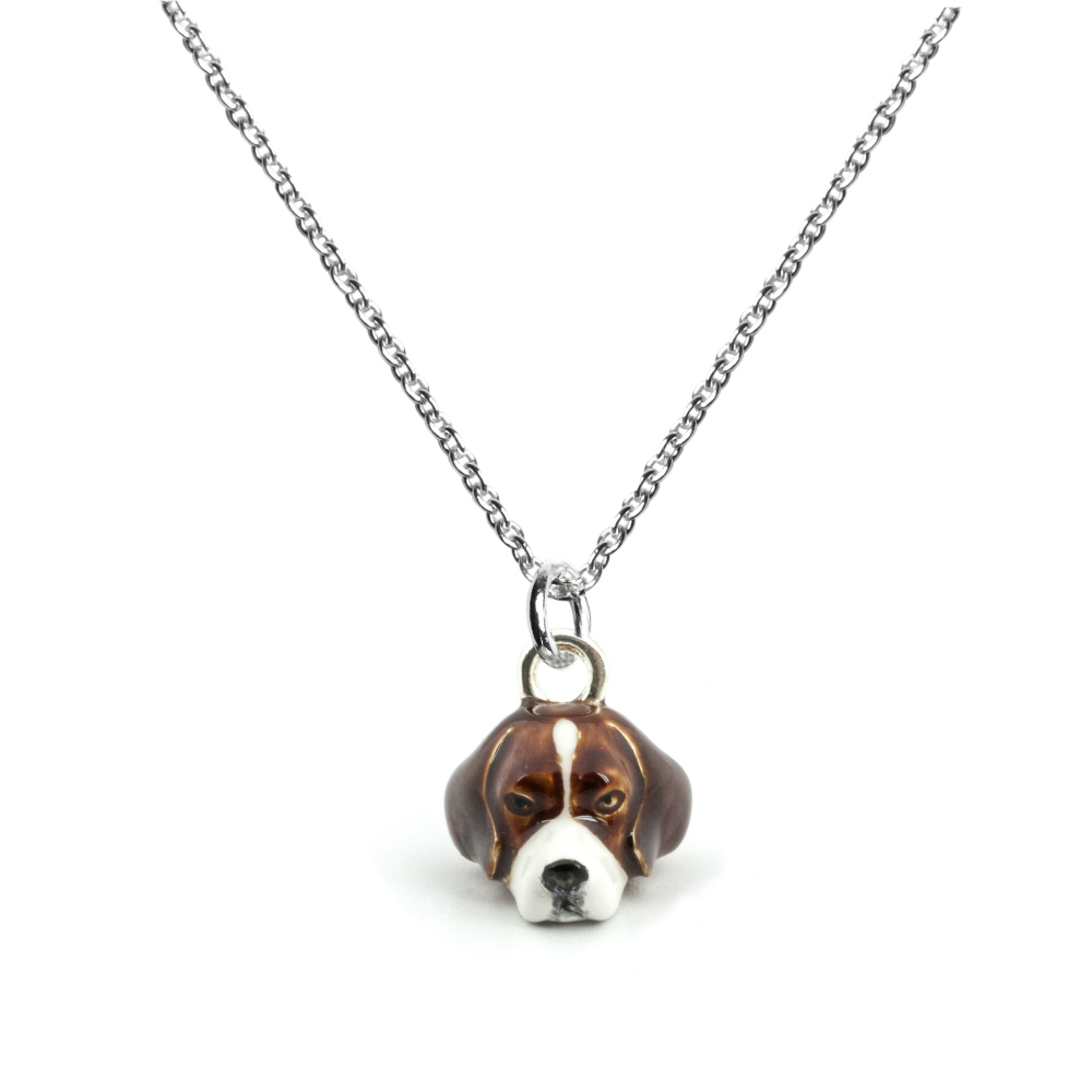 Beagle_Head Pendant_enameled_HIGH