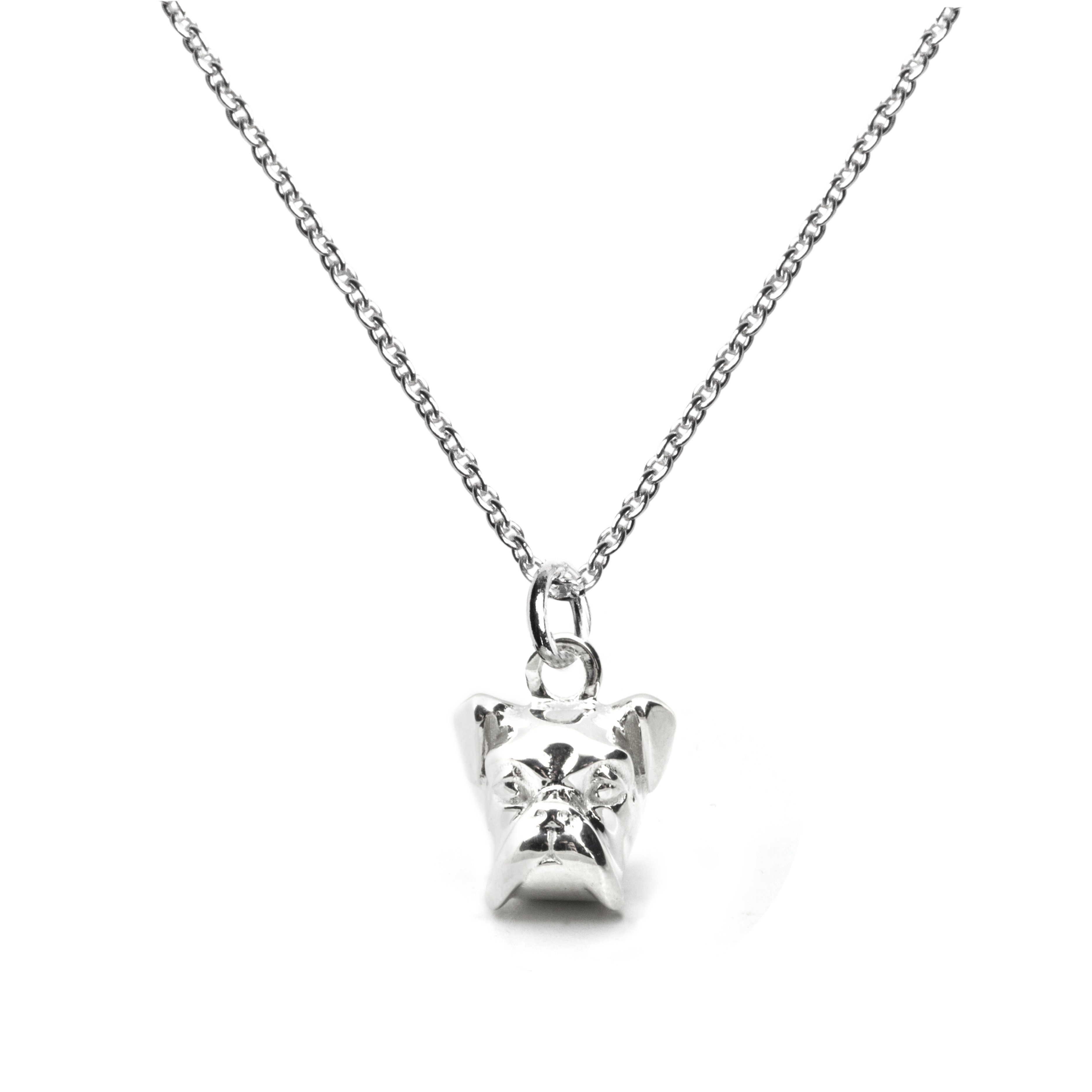 Boxer_Head Pendant_silver_HIGH