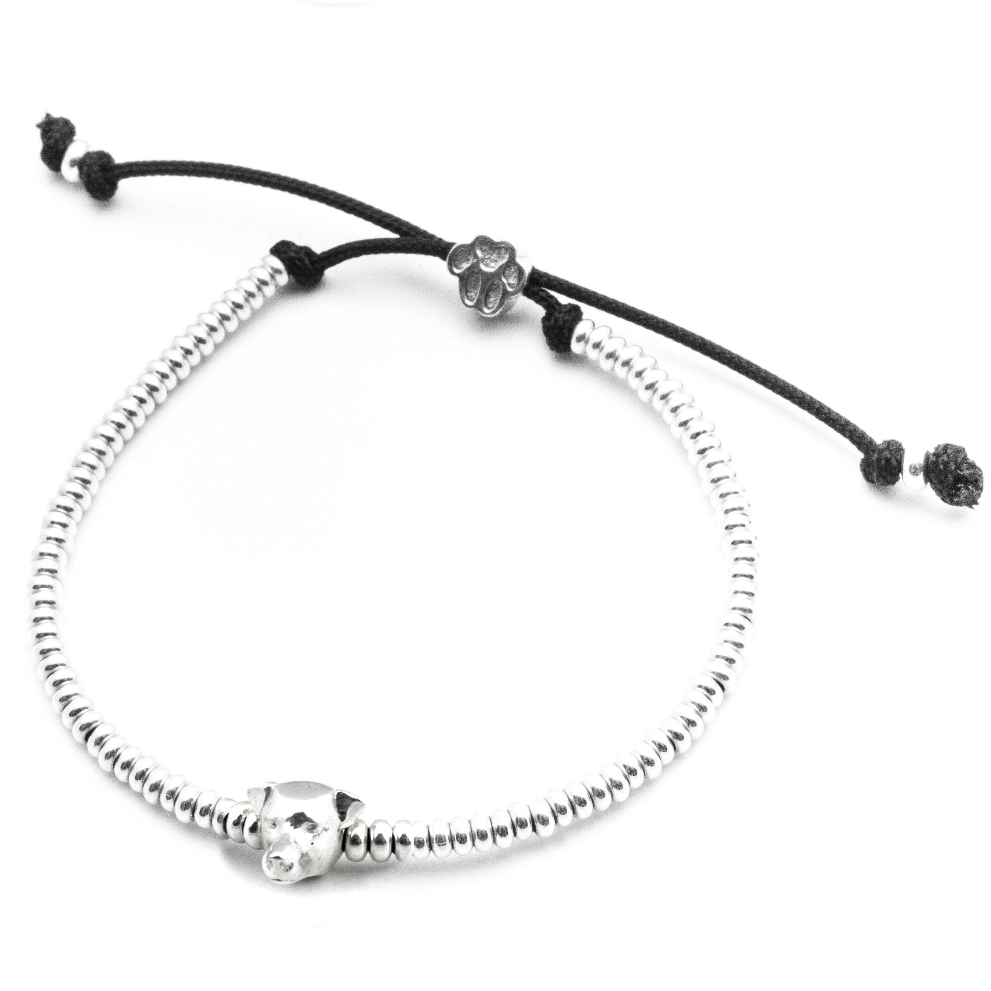 Jack Russell_Head Bracelet_silver_HIGH (1)