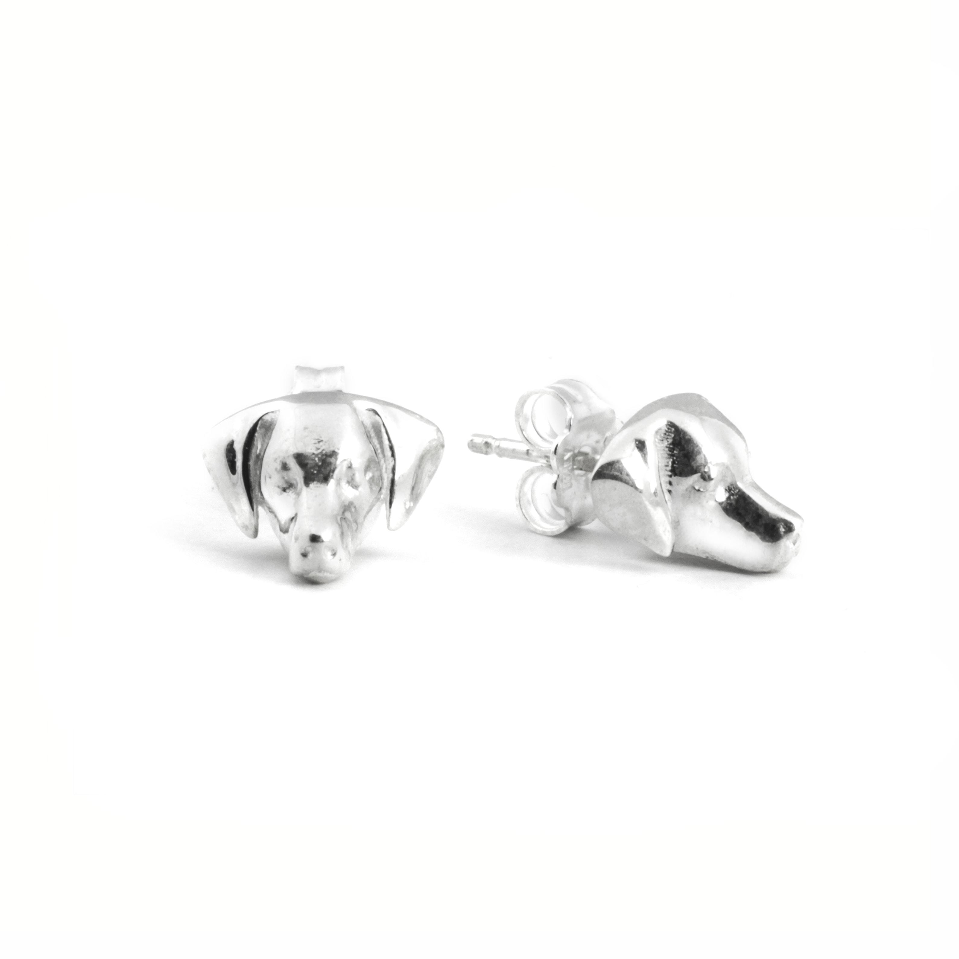 Weimaraner_earrings_silver_HIGH