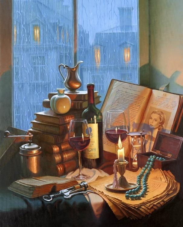 ALEXEI BUTIRSKIY ARTIST - Beautiful Obsession 34 x 27