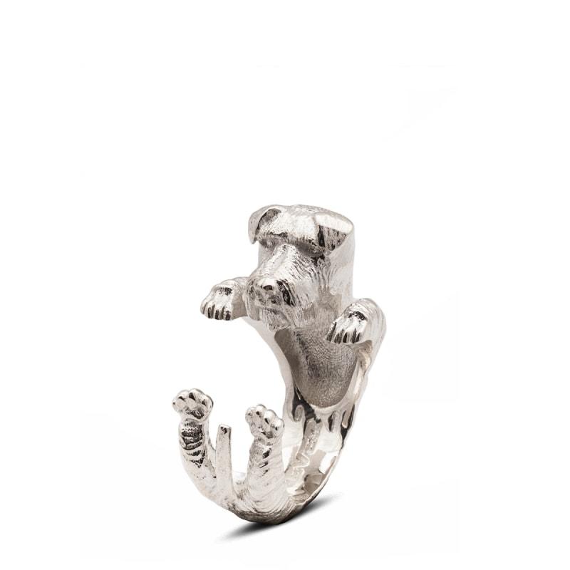 DOG-FEVER-HUG-RING-schnauzer-hug-ring