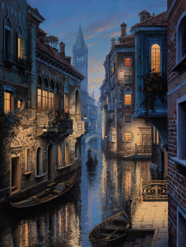 Evgeny Lushpin Original - Once Again About Love