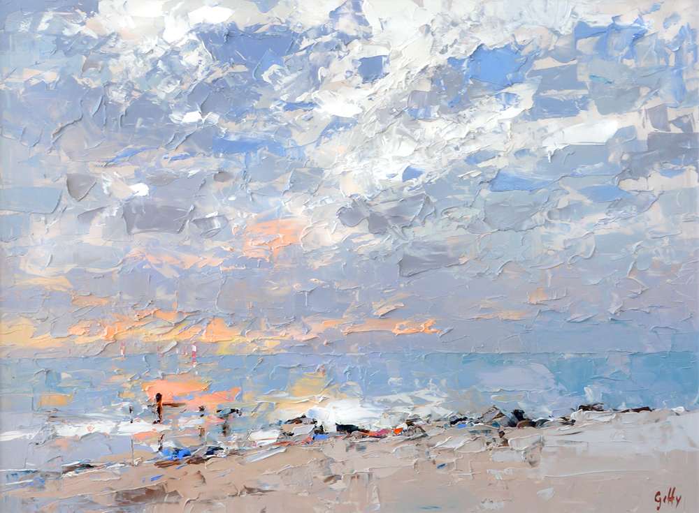 FRANK GETTY ARTIST In the Summertime