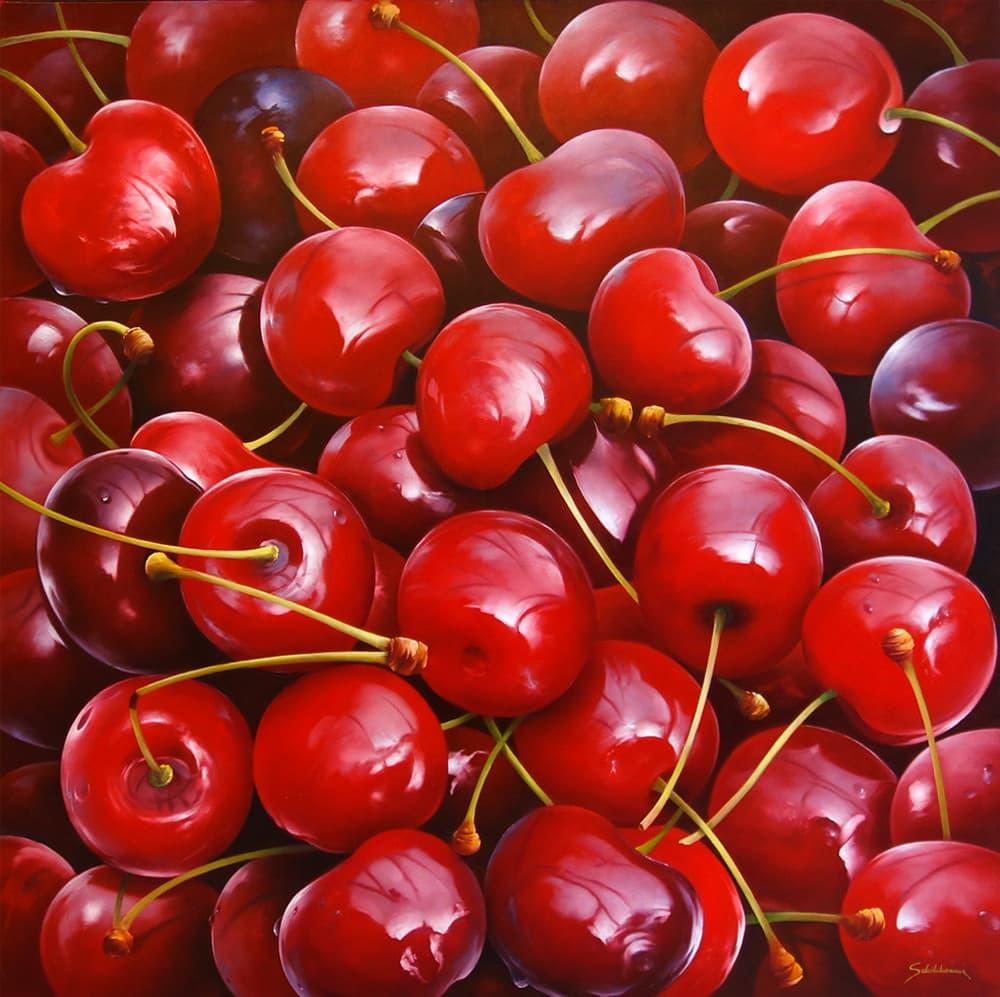 Heinz Scholnhammer Cherries