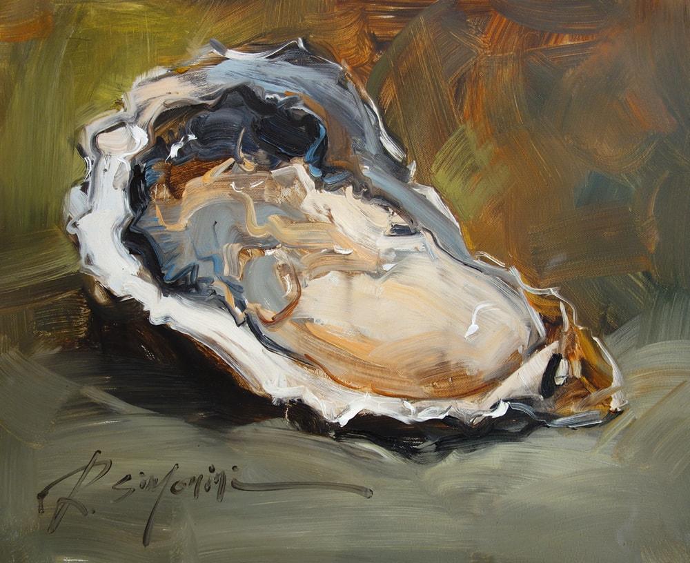 SIMONINI -Oyster 16 x 20