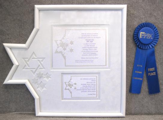 Award - Picture Framing Greensboro