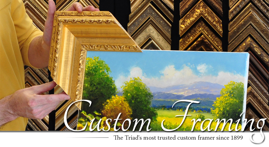 Custom Picture Framing Greensboro