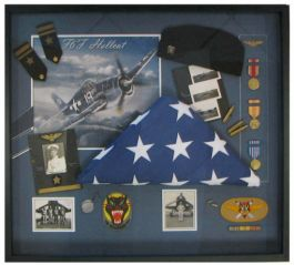 World War II Shadowbox