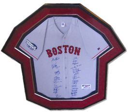 Baseball Jersey - (Multi Angle frame custom cut to fit the jersey)